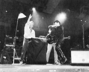Bono & ABBA On Stage