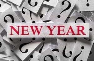 What will happen in this New Year
