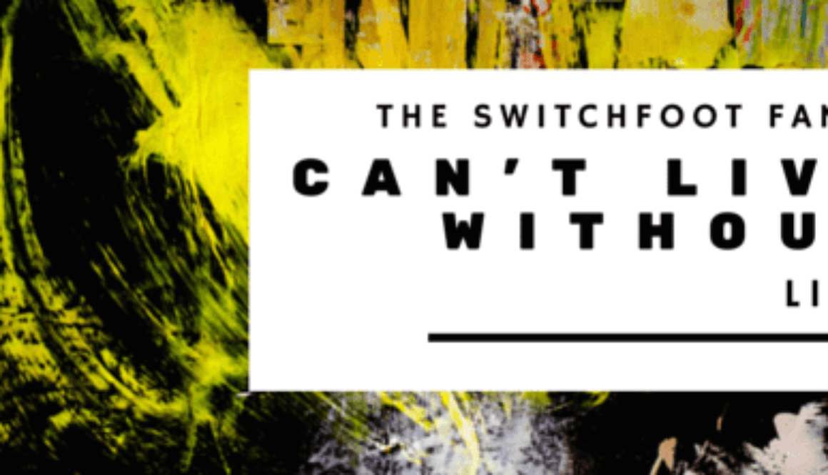 The Switchfoot Fan's Desert Island Cant Live Without List1