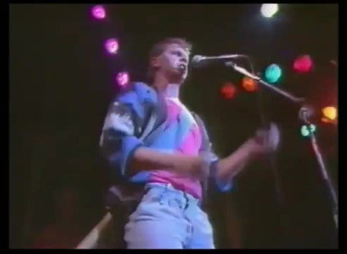 1983 Holds A Secret To My Rock Music Song 'Hope On My Horizon'
